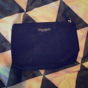 Kate Spade cosmetics bag